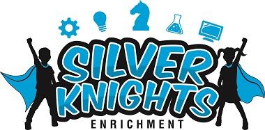 Silver Knights Enrichment Logo